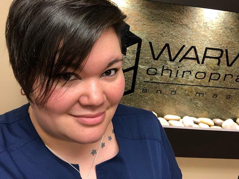 Valerie Thompson LMT at Massage Therapist Warwick Massage